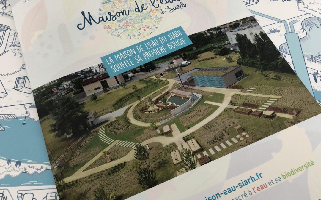 Les évènements de la Maison de l'eau du SIARH