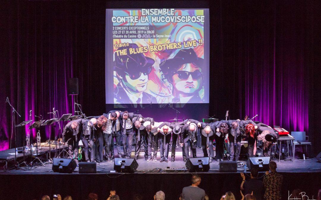 Le concert Ensemble Contre la Mucoviscidose