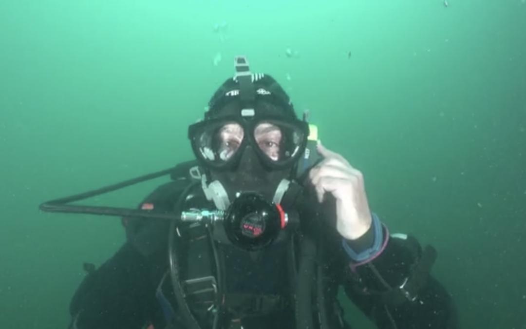 Vieux-Port propre 2019 : le duplex-live sous-marin