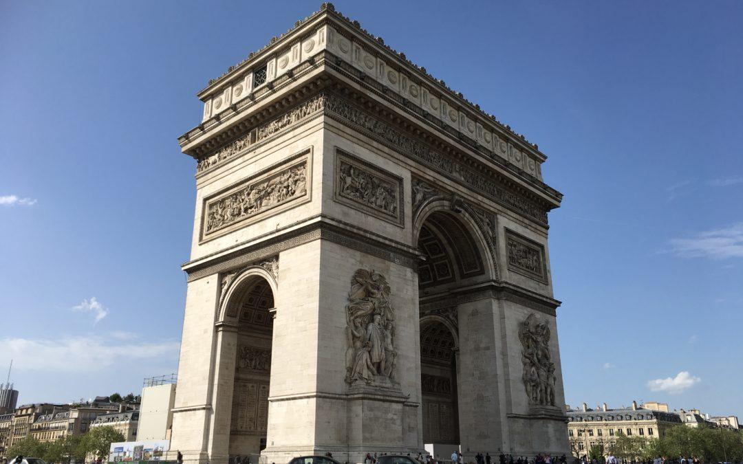Retour sur Paris