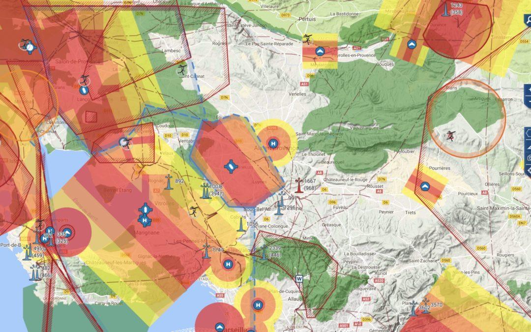 Drone et suivi de chantier sur Aix en Provence