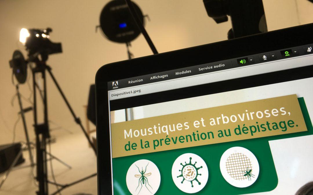 Un webinaire sur les Moustiques pour le CRES-PACA